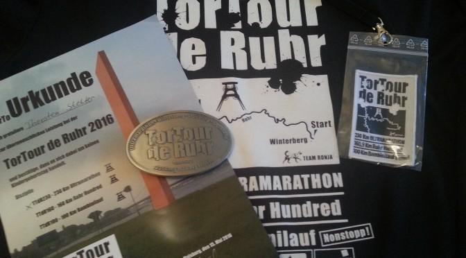 TorTour de Ruhr 2016 230km – Ein geiles Gefühl